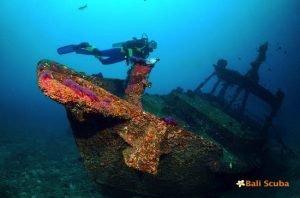 Wreck Padang Bai